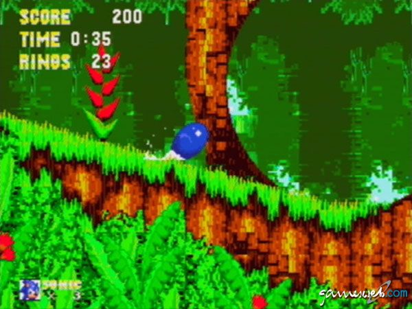 Sonic Mega Collection - Screenshots - Bild 11