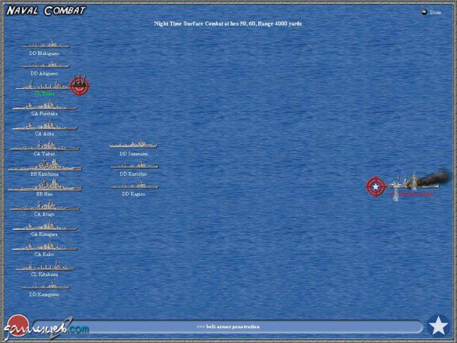 Uncommon Valour: Campaign for the South Pacific  Archiv - Screenshots - Bild 14