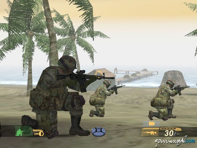 Ghost Recon: Island Thunder  Archiv - Screenshots - Bild 32