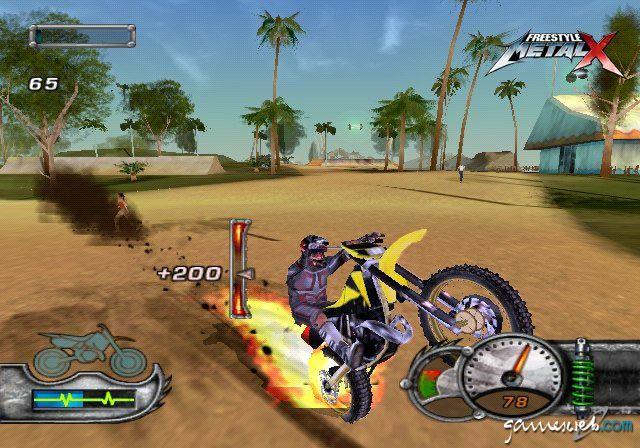 Freestyle MetalX  Archiv - Screenshots - Bild 4