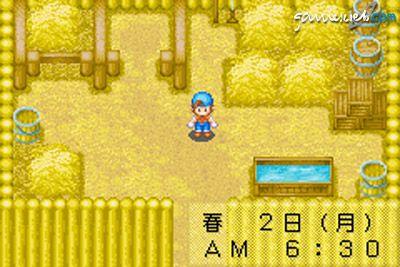Harvest Moon: Friends of Mineral Town  Archiv - Screenshots - Bild 15