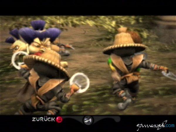 Kung Fu Chaos - Screenshots - Bild 2