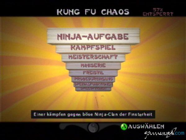 Kung Fu Chaos - Screenshots - Bild 11