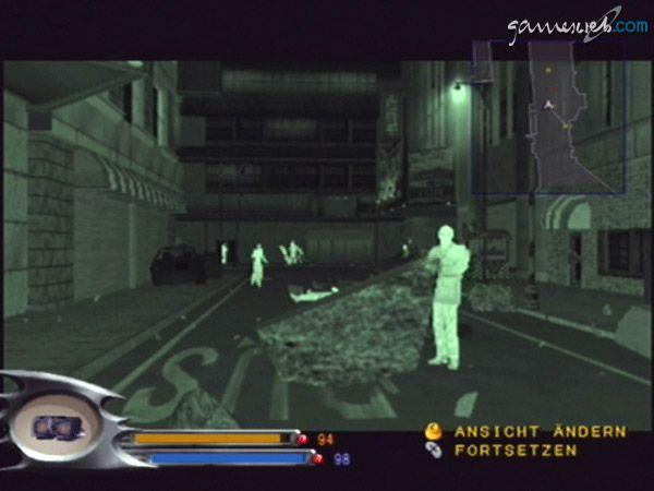 Batman: Dark Tomorrow - Screenshots - Bild 6