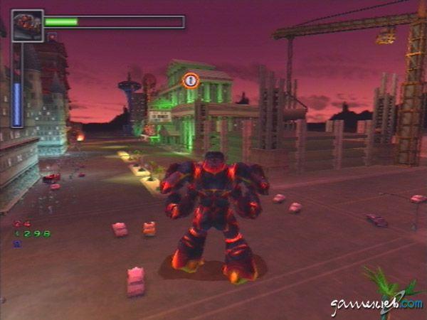 War of the Monsters - Screenshots - Bild 9