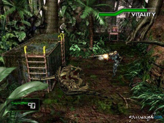 Dino Crisis 2 - Screenshots - Bild 4