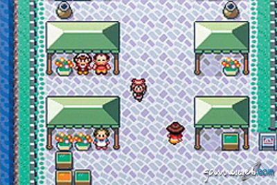 Pokémon Ruby / Sapphire  Archiv - Screenshots - Bild 11