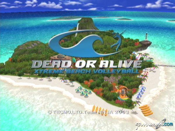 Dead or Alive Xtreme Beach Volleyball - Screenshots - Bild 2