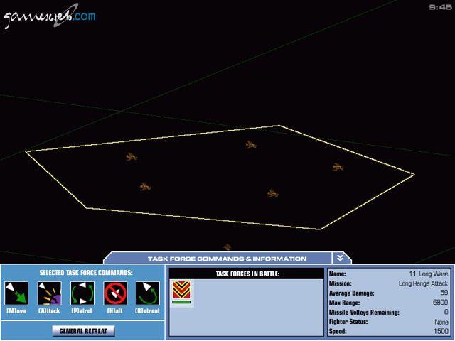Master of Orion III - Screenshots - Bild 3