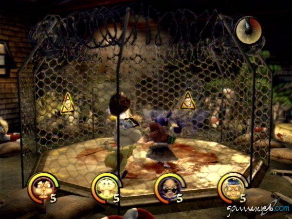 Kung Fu Chaos - Screenshots - Bild 17