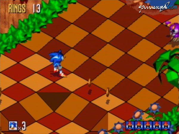 Sonic Mega Collection - Screenshots - Bild 6