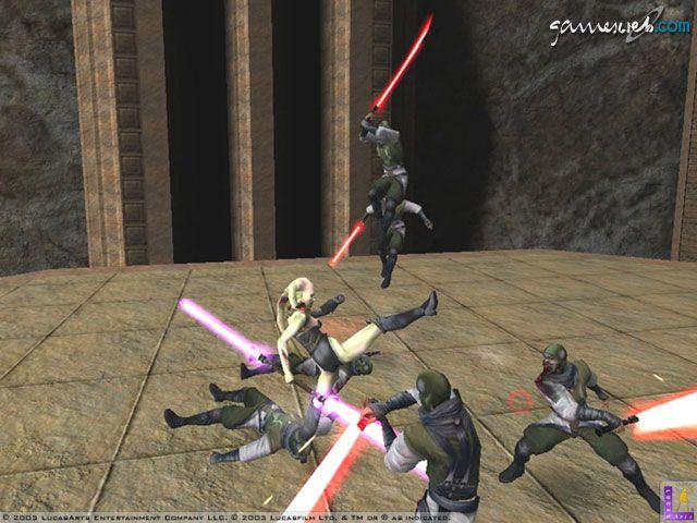 Star Wars Jedi Knight: Jedi Academy  Archiv - Screenshots - Bild 29