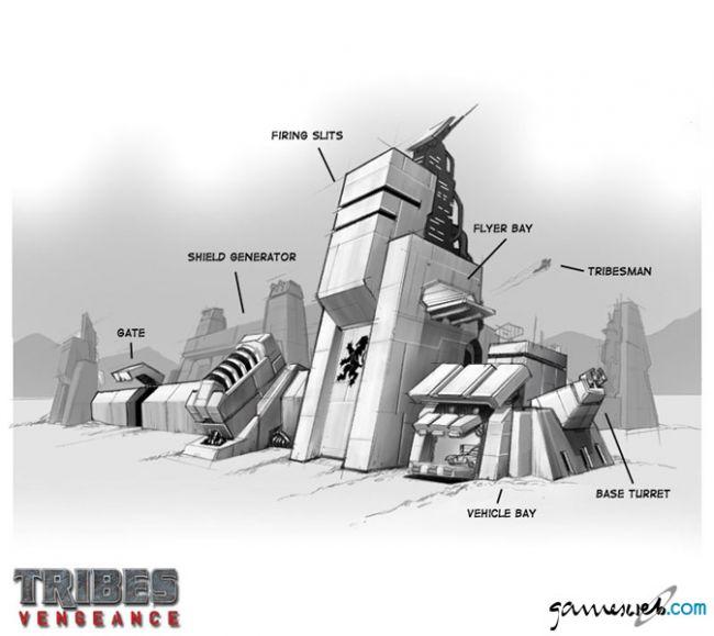 Tribes: Vengeance  Archiv - Screenshots - Bild 89