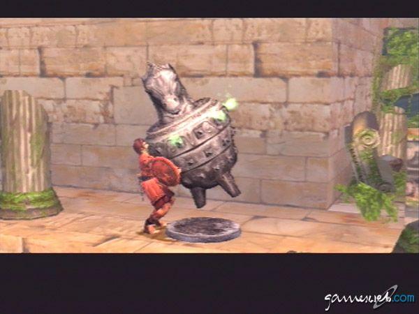 Rygar: The Legendary Adventure - Screenshots - Bild 4