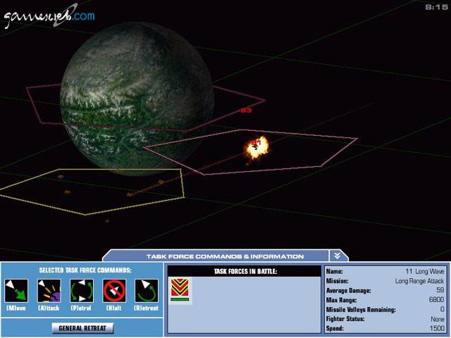 Master of Orion III - Screenshots - Bild 2