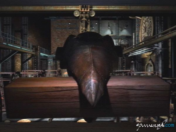 Syberia - Screenshots - Bild 18