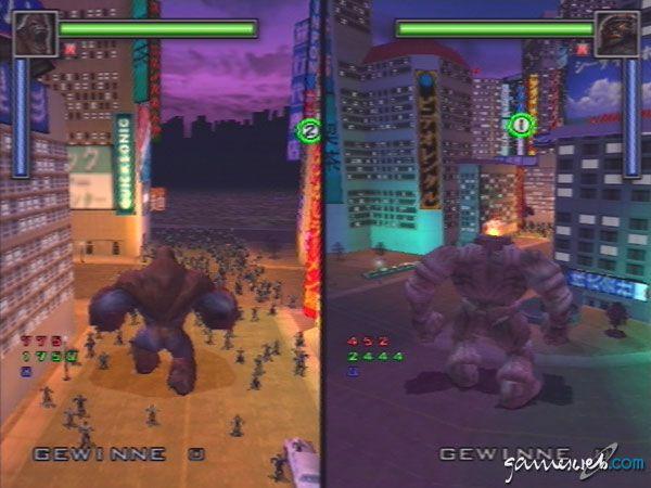 War of the Monsters - Screenshots - Bild 16