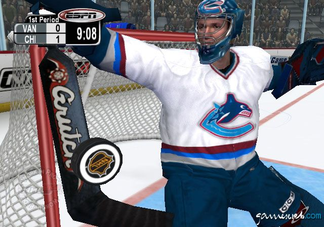 NHL 2K4  Archiv - Screenshots - Bild 2