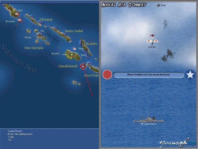 Uncommon Valour: Campaign for the South Pacific  Archiv - Screenshots - Bild 11