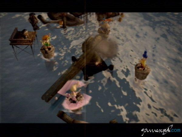 Kung Fu Chaos - Screenshots - Bild 19