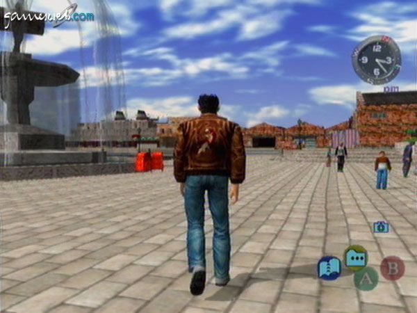 Shenmue 2 - Screenshots - Bild 11