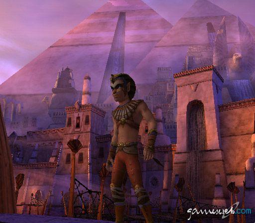 Sphinx  Archiv - Screenshots - Bild 14