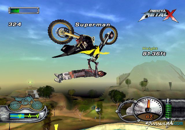 Freestyle MetalX  Archiv - Screenshots - Bild 9