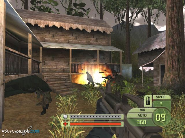 Soldier of Fortune 2: Double Helix  Archiv - Screenshots - Bild 12