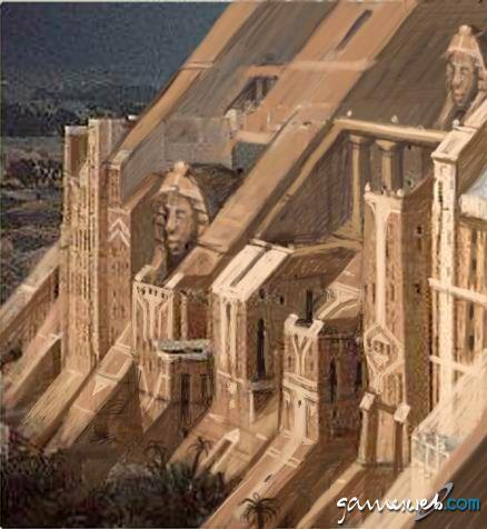Sphinx  Archiv - Screenshots - Bild 10