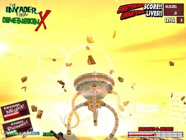 I was an Atomic Mutant - Screenshots - Bild 4