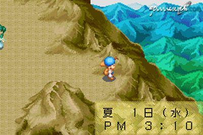 Harvest Moon: Friends of Mineral Town  Archiv - Screenshots - Bild 11