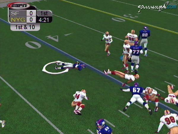 NFL 2K3 - Screenshots - Bild 12