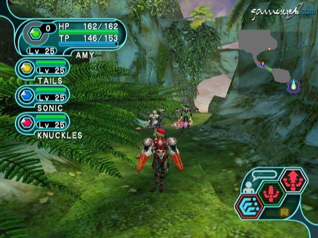 Phantasy Star Online Episode I & II - Screenshots - Bild 2