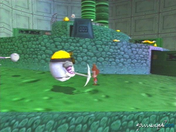 Jimmy Neutron - Der mutige Erfinder - Screenshots - Bild 4