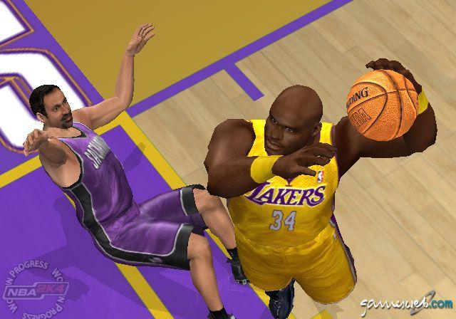 ESPN NBA Basketball  Archiv - Screenshots - Bild 7