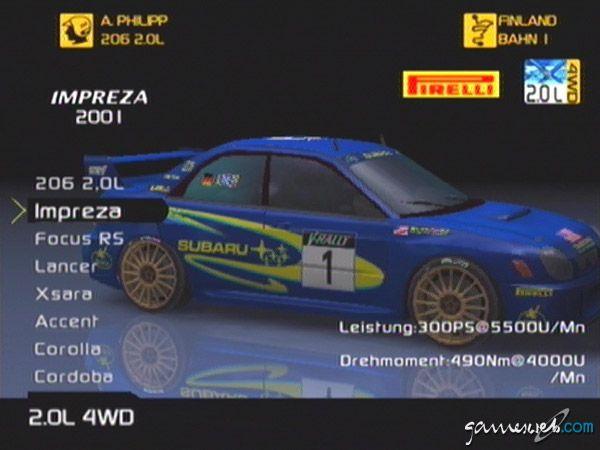 V-Rally 3 - Screenshots - Bild 19