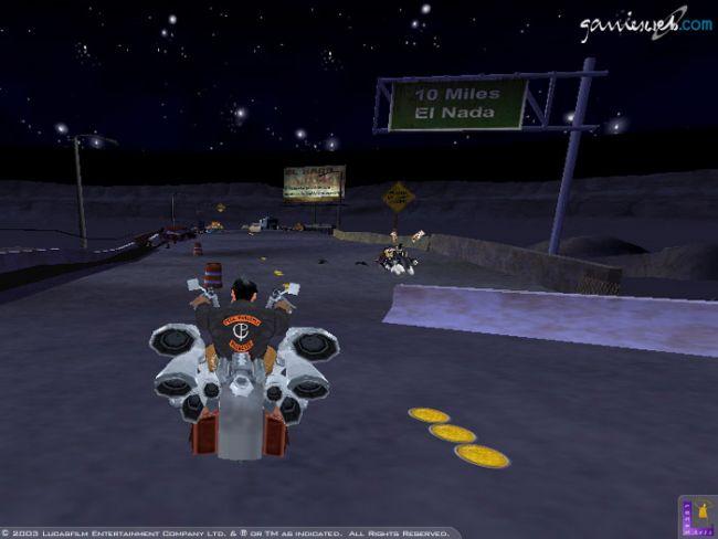 Full Throttle: Hell on Wheels  Archiv - Screenshots - Bild 16