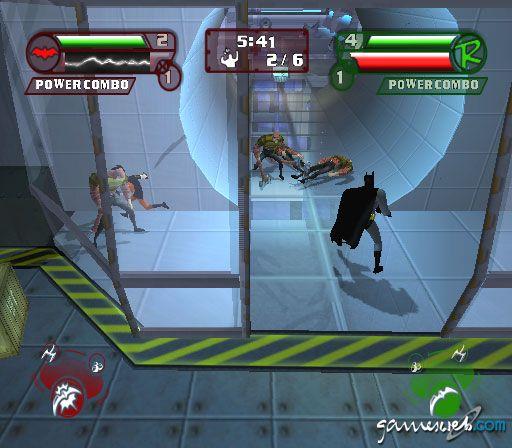 Batman: Rise of Sin Tzu  Archiv - Screenshots - Bild 14