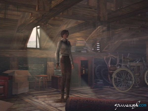 Syberia - Screenshots - Bild 4