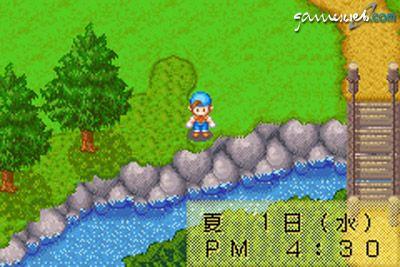 Harvest Moon: Friends of Mineral Town  Archiv - Screenshots - Bild 12