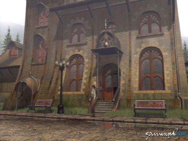 Syberia - Screenshots - Bild 8