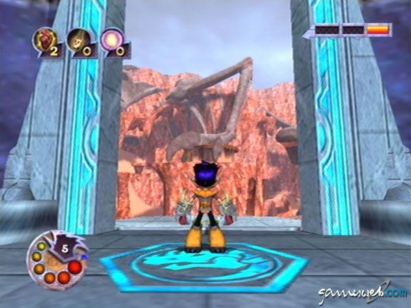 Vexx - Screenshots - Bild 9