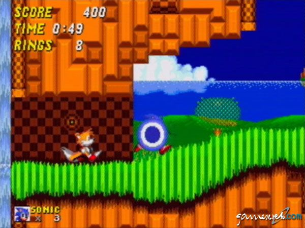 Sonic Mega Collection - Screenshots - Bild 8
