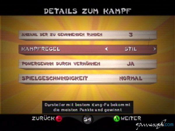 Kung Fu Chaos - Screenshots - Bild 4
