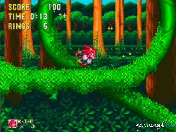 Sonic Mega Collection - Screenshots - Bild 18
