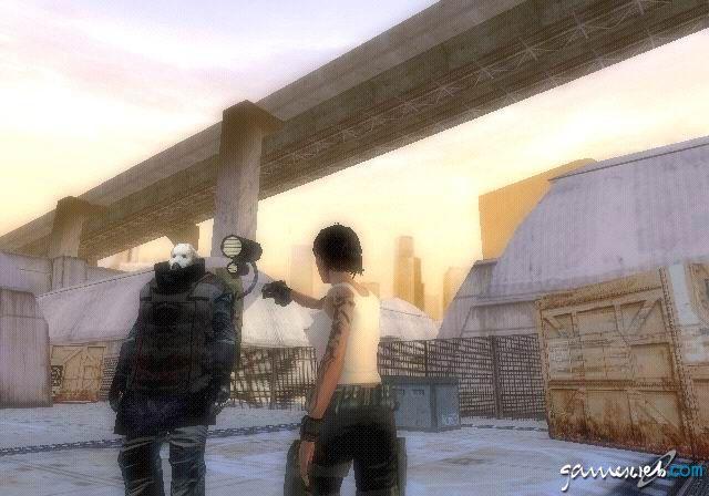 Headhunter: Redemption  Archiv - Screenshots - Bild 2