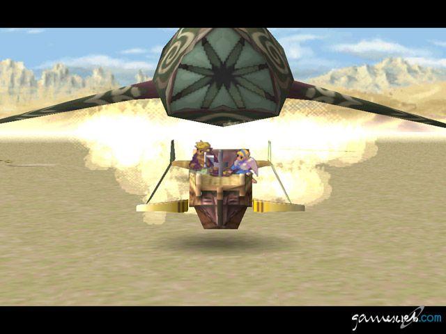 Breath of Fire IV - Screenshots - Bild 2