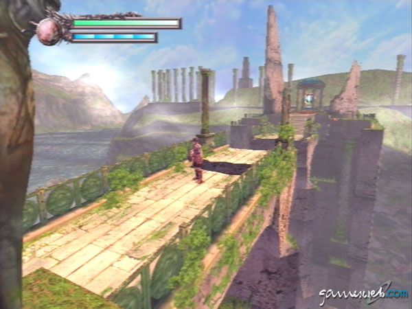 Rygar: The Legendary Adventure - Screenshots - Bild 16