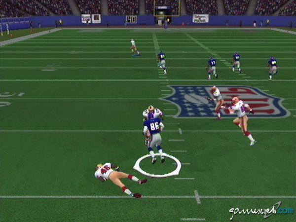 NFL 2K3 - Screenshots - Bild 10