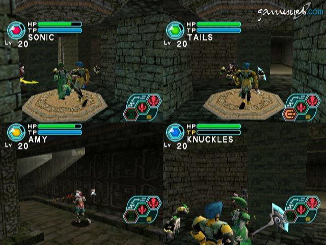 Phantasy Star Online Episode I & II - Screenshots - Bild 6